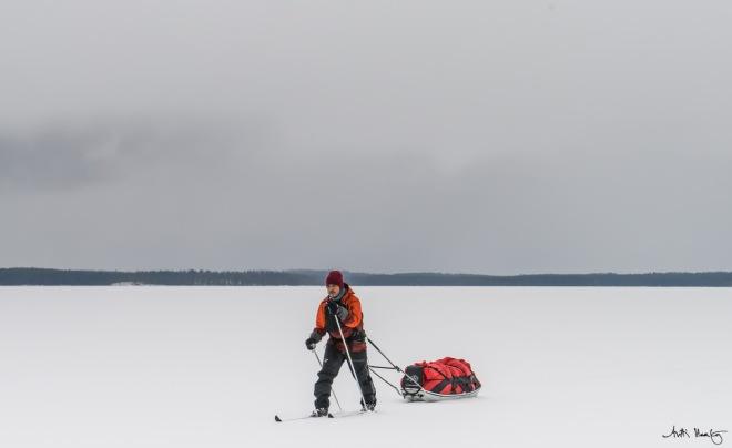 Training camp in Sotkamo, February 2014.